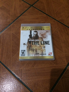 Juego Ps3 Spec Ops The Line