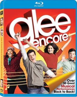 Glee Encore Blu-ray [ Nuevo - Sellado ] (2 Discos)
