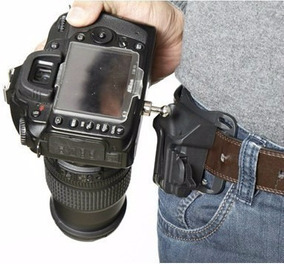Suporte De Cinto Para Cameras Dslr Prof Ou Amador-preço Unit