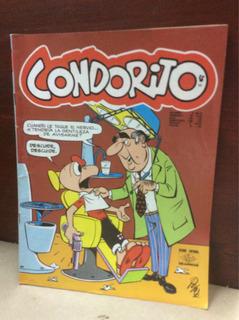 Historieta Condorito.