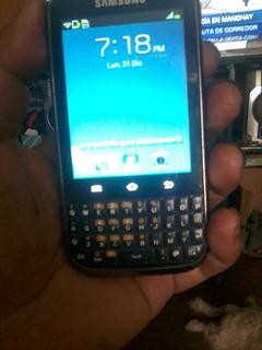 Celular Galaxy Chat Liberado