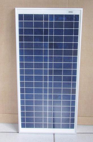 Painel Placa Solar Fotovoltaica 30w + Controlador 10a Lcd