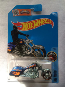 Hot Wheels Moto Bab 2016