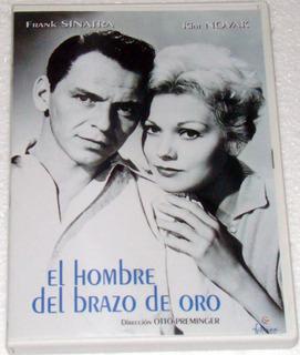 El Hombre Del Brazo De Oro Frank Sinatra Kim Novak Dvd