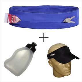 Coolbelt + Squeeze 220ml / Cinto Para Corrida + Hidratação