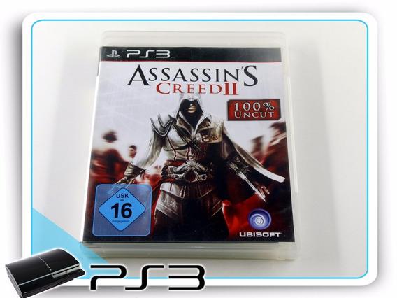 Ps3 Assassins Creed 2 Original Playstation 3