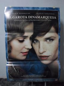 Poster A Garota Dinamarquesa - Frete: 8,00