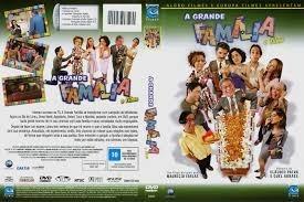 Dvd Filme - A Grande Família: O Filme