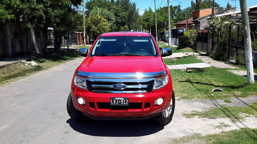 Imagen 1 de 11 de Vendo Permuto Ranger Xlt Full No Hilux Amarok S10