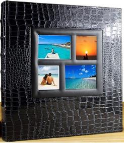 Álbum De Fotografias Gigante Luxo, Para 400 Fotos 10x15cm