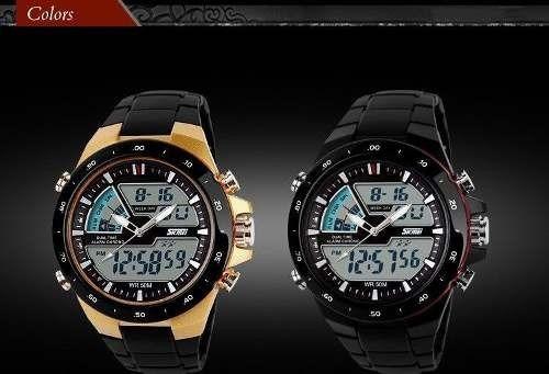 Relógio Esportivo Skmei S-shock Digital - Prova Água Frete G