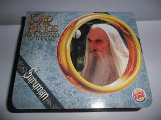 Saruman El Señor De Los Anillos Muñeco The Lord Of The Rings