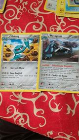 Metagross Metang Carta Pokémon