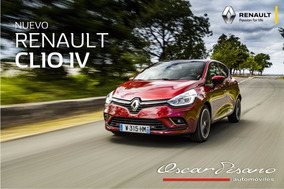 Renault Clio 4 0km