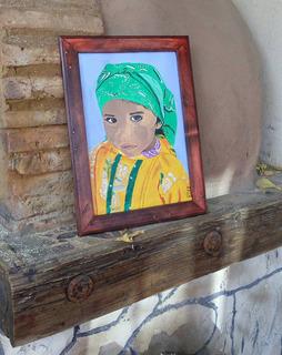 Pintura En Acrilico En Lienzo.