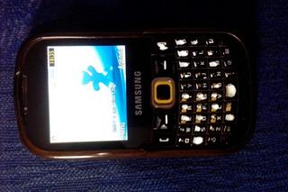Celular Samsung Só Não Lembro O Modelo Dele,mais Funciona Td
