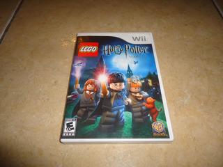 Lego Harry Potter Years 1-4 Nintendo Wii +++