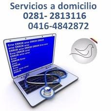 A Servicio Reparación Pc Lapto Lecheria 2813116 04164842872