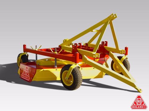 Cortadora De Cesped Profesional Para Tractor Roland H200 Pro