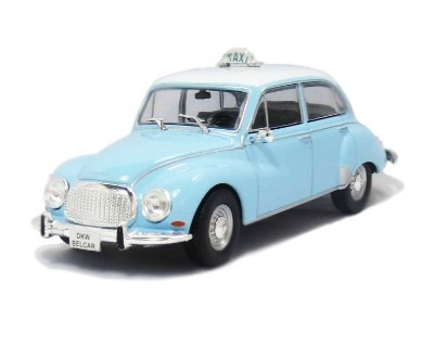 Miniatura Dkw Belcar Taxi Santa Catarina Dkv Vemag 1/43