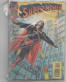 Antigo Gibi Super-homem N°0 - Dc - Abril Jovem - U