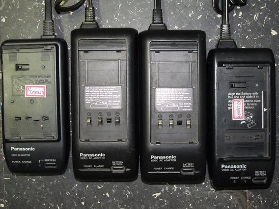 Carregador Panasonic Pv-a16 Leia Com Atenção