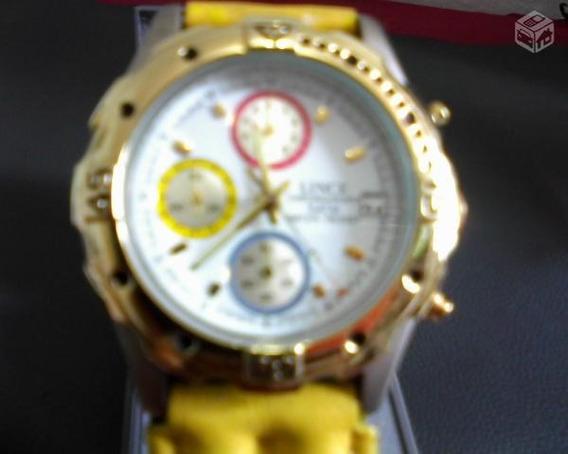 Relógio Lince Quartz