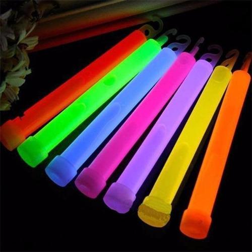 Bastão Luz Química Coleman Ilumistick Light Stick Cores Div.