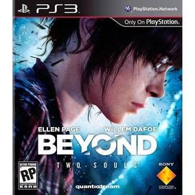 Beyond: Two Souls Ps3 (português - Mídia Física )