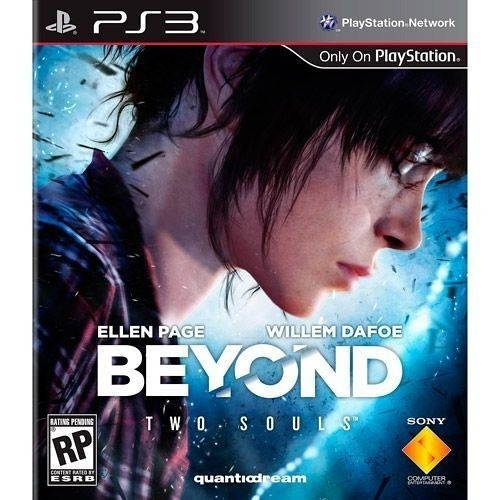 Beyond: Two Souls Ps3 (português - Mídia Física )