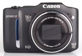 Carcaça Completa Câmera Canon Sx160 Is