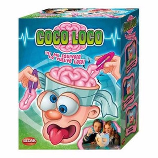 Coco Loco Si Me Equivoco Lo Vuelvo Loco Fibro Original Tv