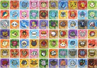 10 Adesivos Oficiais Pokemon Batle Trozei Frete Grátis