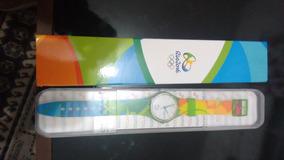 Relógios Whatch Olimpíadas Oficial Na Caixa