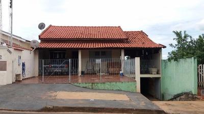 Troco Casa Em Parapuã Por Sitio