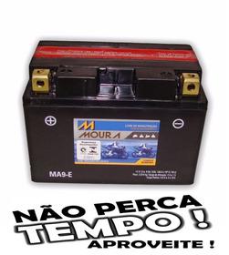 Bateria Moura Ma9-e Cb 500 1998 Ate 2004 (9ah Mais Forte)