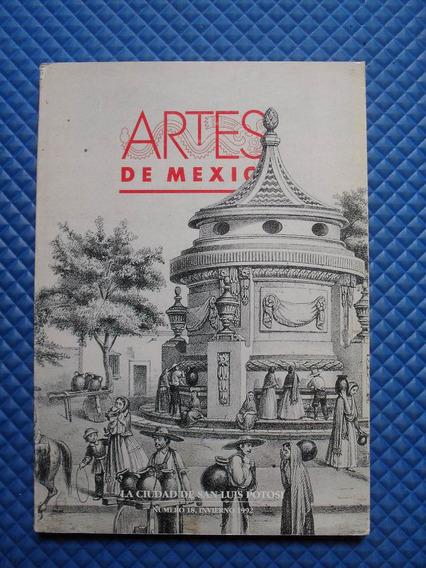 Artes De México Numero Sn Luis Potosí