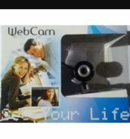 Web Cam See Your Life 480 K Lcam-01 Usb Box