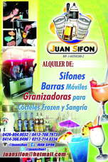 Barras Moviles, Cocteles, Bartender, Sifon De Cerveza