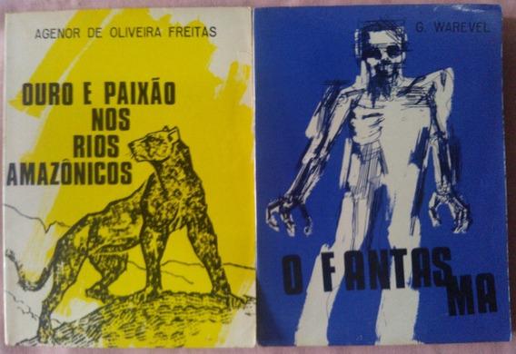 Coleção Clube Do Livro - 45 Livros Dos Anos De 1968 A 1972