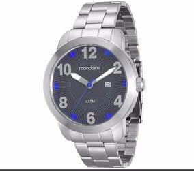 Relógio Mondaine Masculino 78597g0mvna1 Original - Promoção