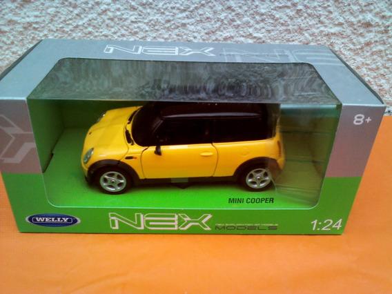 Welly Nex Mini Cooper 1/24