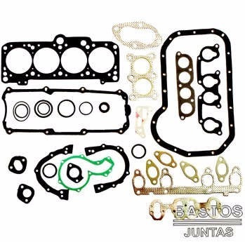 Jogo Junta Motor Aço Santana Quantum Logus Ap 1.6 1.8 Turbo