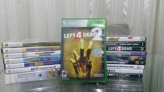 Left 4 Dead 2 - Legendas Em Português - Xbox 360 Semi Novo