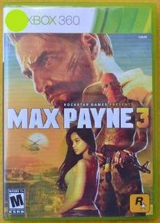 Max Payne 3 Xbox 360 Play Magic