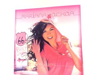 Mariana Ochoa (press Kit) Ov7