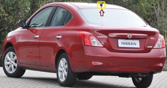 Base De Antena Nissan Versa Original Cód: 28208-zw80a