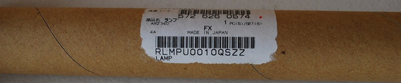 Lampada Fusor Linha Sharp Al 1000 Original Rlmpu0010qszz