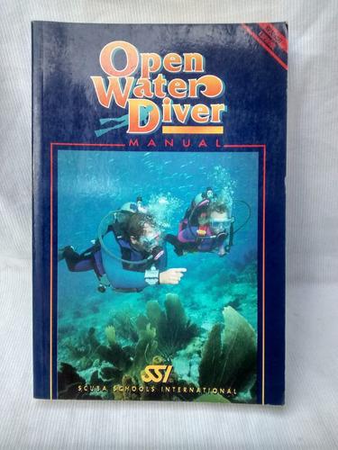 Imagen 1 de 6 de Open Water Diver Manual Scuba Schools International Español