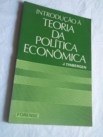 * Livro - Teoria Da Politica Econômica - Administração